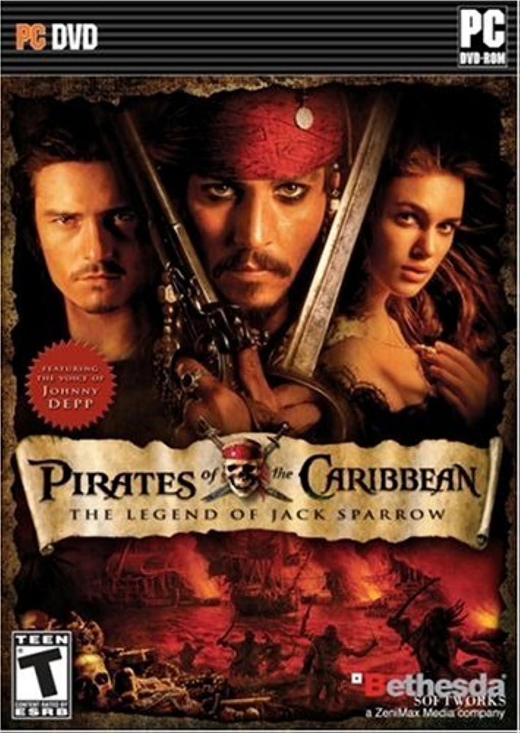 耐えられる漫画計算可能Pirates of the Caribbean: Legend of Jack Sparrow (輸入版)