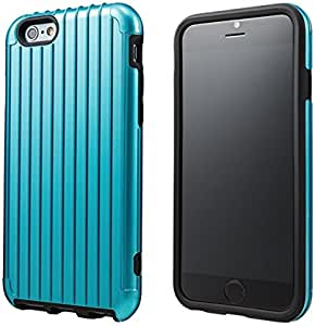 PRECISION Hybrid Case SL334 for iPhone 6(ブルー)