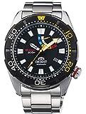 [オリエント]ORIENT 腕時計 M-FORCE  エムフォース 200mスキューバ潜水用防水  REVIVAL ブラック WV0181EL メンズ