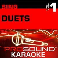 Sing Duets Vol. 1 [KARAOKE]
