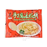 台湾土包子手工葱酥抓餅・葱油抓餅(手作りネギパンケーキ) 中華料理人気商品・中華食材