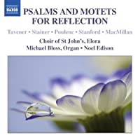 Psalms & Motets for Reflection by Bloss (2013-03-26)