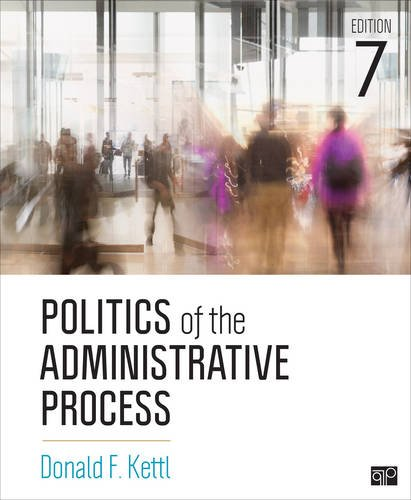 Download Politics of the Administrative Process 1506357091