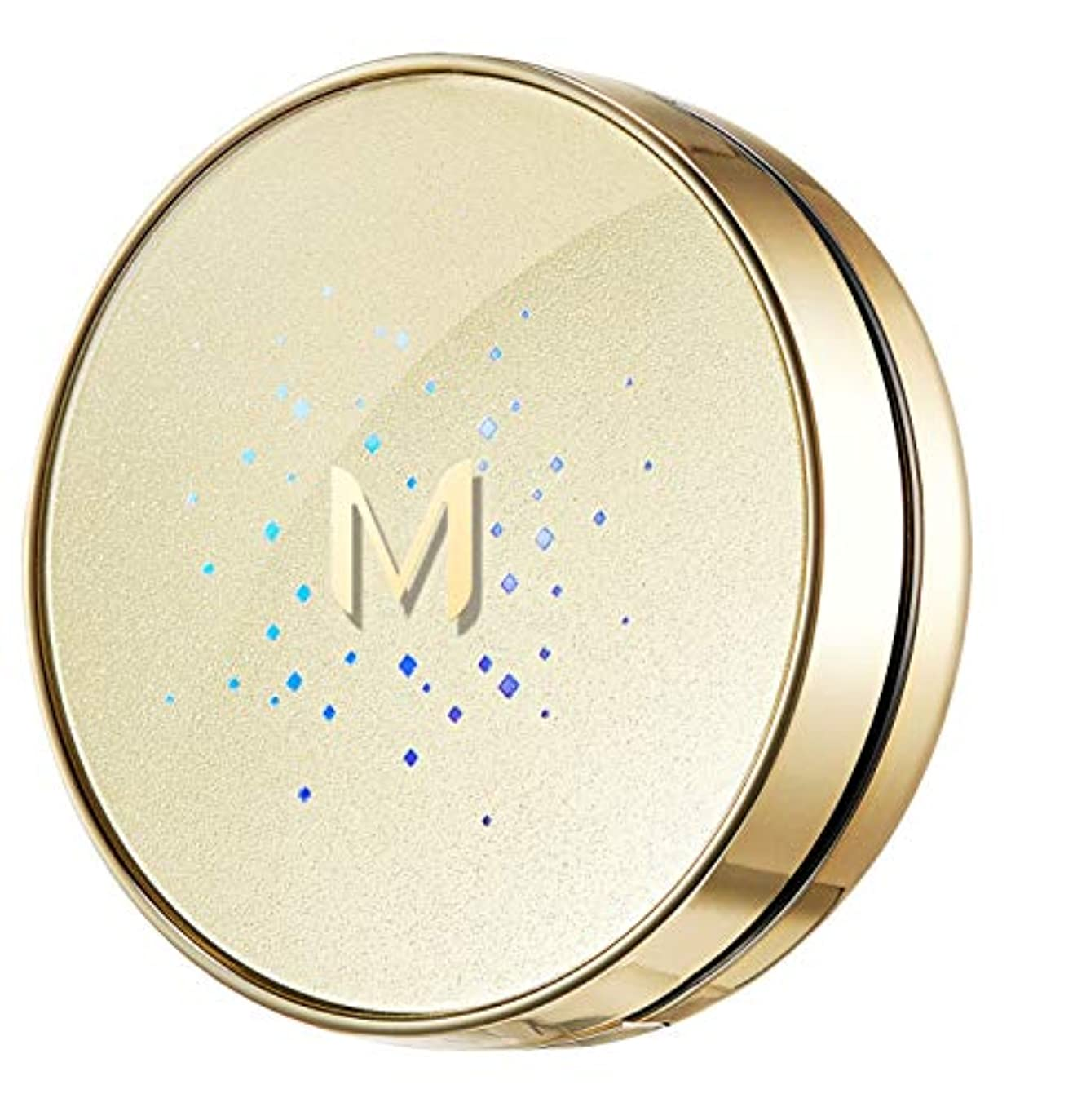 火曜日キャンプ残酷【ミシャ.missha】Mゴールドクッション#21(14G)SPF50+/ PA+++ GOLD CUSHIONシワ改善。美白紫外線遮断の機能性化粧品