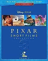 PIXAR SHORT FILMS COLLECTION: VOLUME 3 (HOME VIDEO RELEASE) [Blu-ray]【DVD】 [並行輸入品]