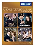 Tcm Greatest Classic Films: Legends - Cary Grant [DVD] [Import]