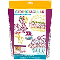 RoseArt Stringtacular 3D Sculpting Easy/Intermediate Refill Pack [並行輸入品]
