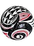 SKULLKICKS(スカルキックス) サッカーボール5号球 TRIBAL BALL SK17SS001 5号球 ホワイト