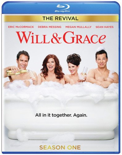 Will & Grace: The Revival: Season One [Blu-ray]