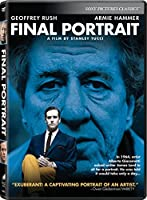 Final Portrait [DVD]
