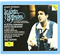 Offenbach: Tales of Hoffmann by Placido Domingo (1990-01-03)
