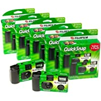 富士フイルム 35mm QuickSnap シングルユースカメラ 400 ASA (FUJ7033661) カテゴリ:シングルユースカメラ。