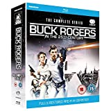 Buck Rogers in the 25th Century: Complete Collection [Region B] [Blu-ray]