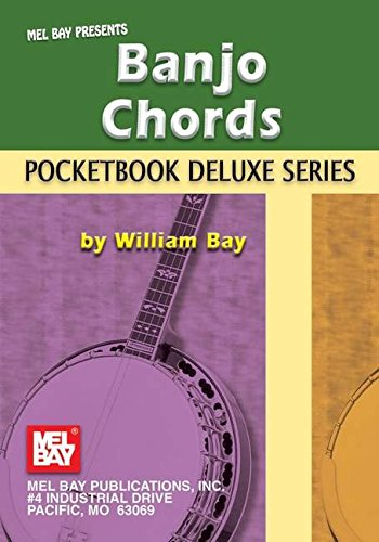 Banjo Chords (Pocketbook Deluxe)