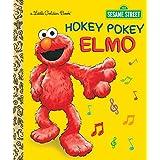 Hokey Pokey Elmo (Sesame Street) (Little Golden Book)