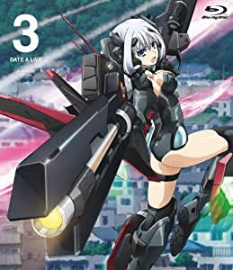 デート・ア・ライブ 第3巻 [Blu-ray]