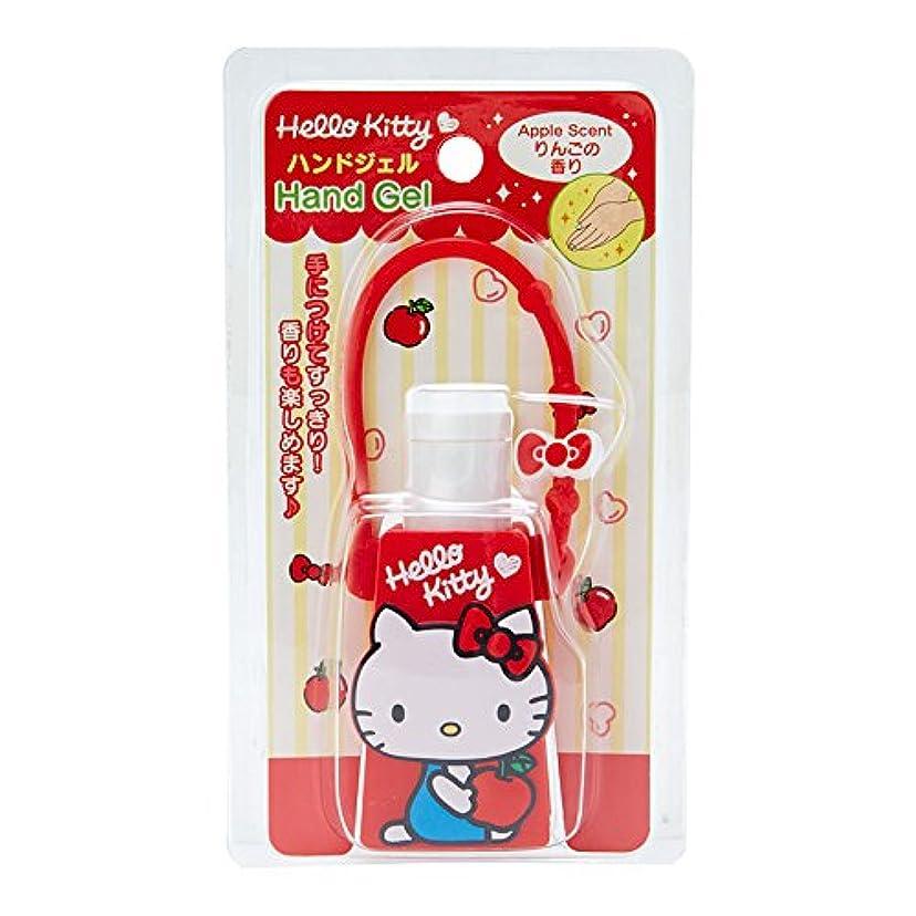差別する子豚十二ハローキティ 携帯ハンドジェル(りんごの香り)