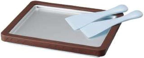 ドウシシャ アイスクリームメーカー ハピロール タブレット 自宅でロールアイス DHRL-18