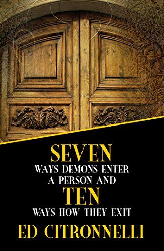 Seven ways demons enter a person and ten ways how they exit ebook seven ways demons enter a person and ten ways how they exit by citronnelli fandeluxe Image collections