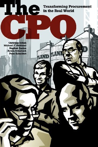 amazon the cpo transforming procurement in the real world kindle