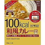 大塚 マイサイズ 和風カレー 100g【5個セット】