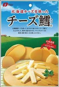 なとり 北海道チーズを使ったチーズ鱈 60g×5袋