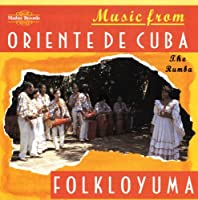 Music from Oriente De Cuba-Ru