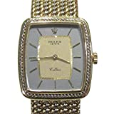 [ロレックス] ROLEX チェリーニ 腕時計 ウォッチ ゴールド K18YG(750)イエローゴールド X K18WG(750)ホワイトゴールド 4339 [中古]
