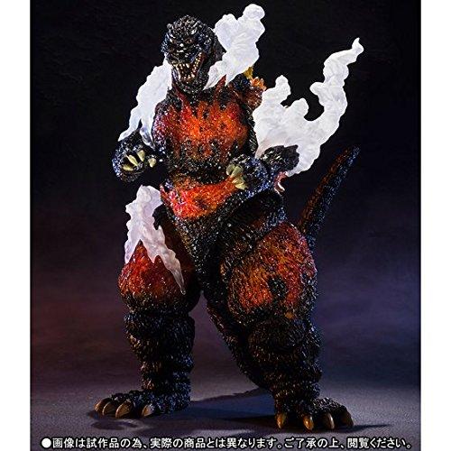 S.H.MonsterArts 고질라 피규어 피규어(1995) Ultimate Burning Ver.-