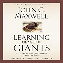 Learning from the Giants: Life and Leadership Lessons from the Bible