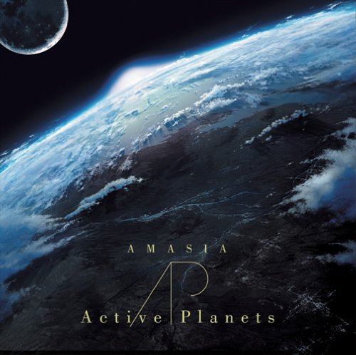 Active Planets 1st ALBUM 『AMASIA』/Low-Priced edition