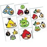 Angry Birds Tattoos 怒っている鳥のタトゥー?ハロウィン?クリスマス?