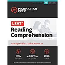 LSAT Reading Comprehension: Strategy Guide + Online Tracker (Manhattan Prep LSAT Strategy Guides)