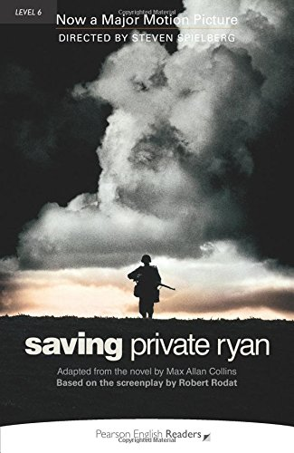 Penguin Readers: Level 6 SAVING PRIVATE RYAN (Penguin Active Readers, Level 6)の詳細を見る