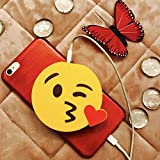 Best ユニバーサルiPhone 4Sのバッテリー - Powerup Kiss Face Kisses絵文字かわいい面白いPVC外部バッテリーポータブル充電器バックアップ電源銀行for iPhone 77Plus 66s Plus Review
