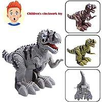 LtrottedJ 子供用 子供のお気に入り 模造 恐竜 おもちゃモデル 時計仕掛け玩具 マルチカラー LtrottedJ®12