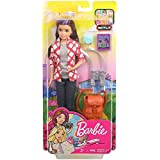MATTEL Barbie Travel Skipper Doll