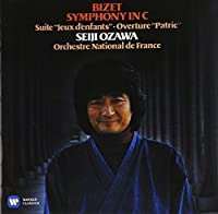 Bizet: Symphony in C. Patrie & Jeux by Seiji Ozawa