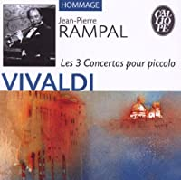 Concertos Pour Piccolo