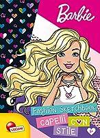 Barbie. Fashion sketchbook. Capelli con stile