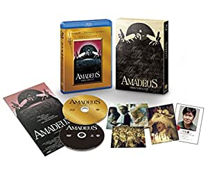 アマデウス 日本語吹替音声追加収録版 ブルーレイ(初回限定生産/2枚組) [Blu-ray]