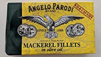 Angelo Parodi - Mackerel Fillets in Olive Oil - 4.4oz (10-pack)