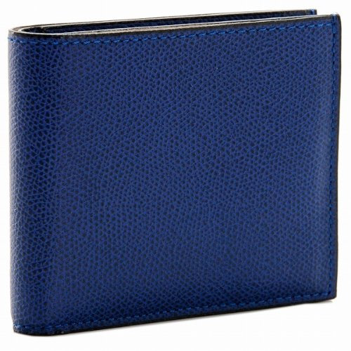 Valextra(ヴァレクストラ) 財布 メンズ グレインレザー 2つ折り財布 ロイヤルブルー V8L23-028-00RORD[並行輸入品]