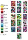 Creative Haven Floral Design Color by Number Coloring Book (Creative Haven Coloring Books) 画像