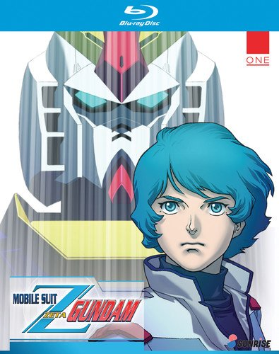 Mobile Suit Zeta Gundam Part 1: Collection [Blu-ray] [Import]