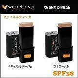 バートラ Vertra フェイススティック SPF38 全2color シェーン・ドリアン【サーフィン・日焼け止め】 (SPF38, ナチュラルベージュ)