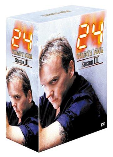 24 -TWENTY FOUR- シーズン3 ハンディBOX [DVD]の詳細を見る