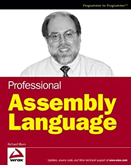 Professional Assembly Language by [Blum, Richard]