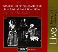Die Schweigsame Frau by RICHARD STRAUSS (1999-11-29)