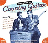Wizards Of Counrty Guitar 1935-1955